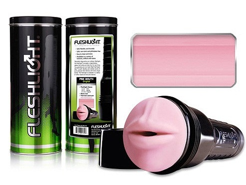 diy fleshlight pink mouth review