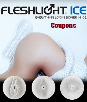 buy fleshlight ice coupon codes