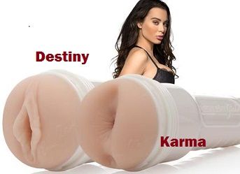 Lana Rhoades karma and destiny sleeve coupons